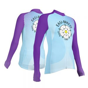 Eazi-Breeze CC Ladies Long Sleeve Cycling Jersey