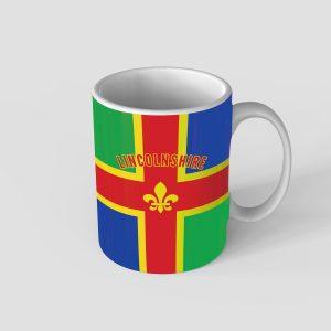Lincolnshire County Mug