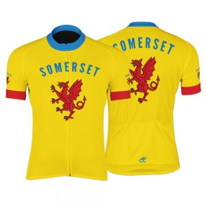 Somerset County Womens Short Sleeve Cycling Jersey