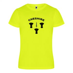 Cheshire County Technical Running T-shirt