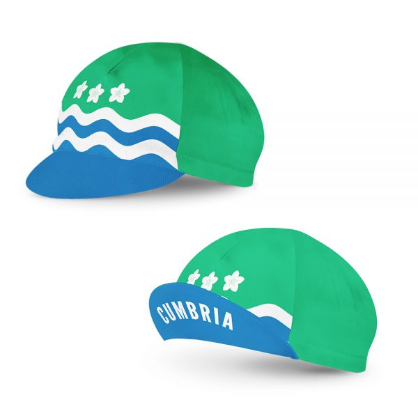 Cumbria County Cycling Cap