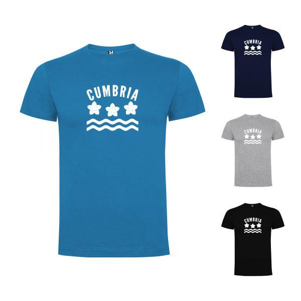 Cumbria County T-shirt