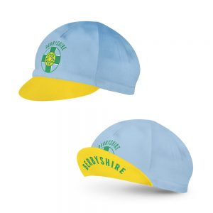 Derbyshire County Cycling Cap