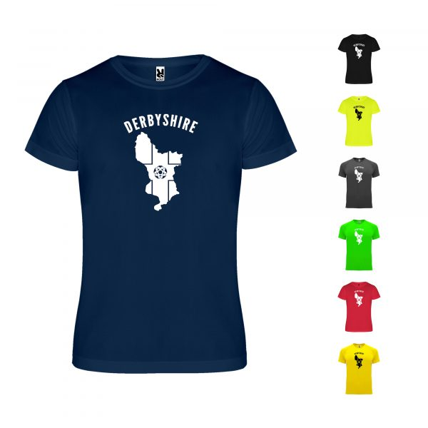 Derbyshire County Technical T-shirt