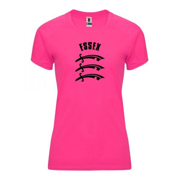 Essex County Womens Technical Running T-shirt