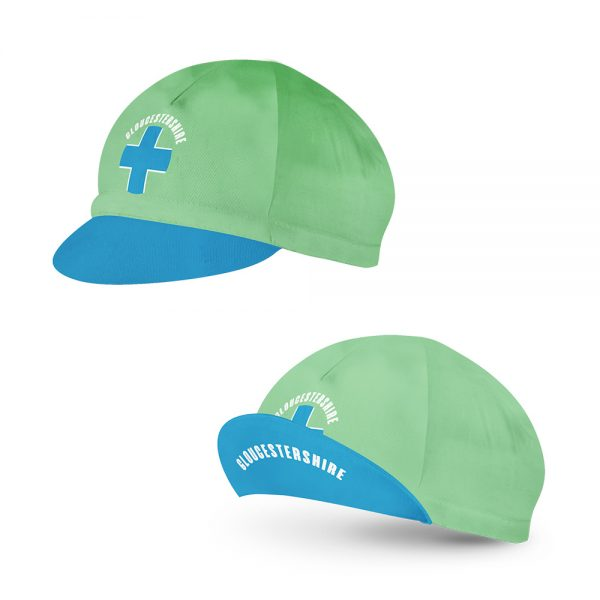 Gloucestershire County Cycling Cap