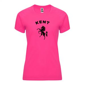 Kent County Womens Technical Running T-shirt