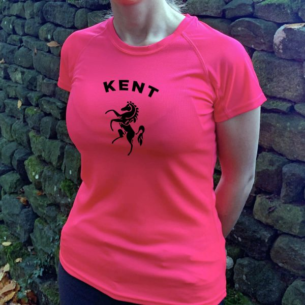 Kent County Womens Technical T-shirt