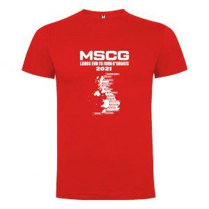 LEJOG T-shirt