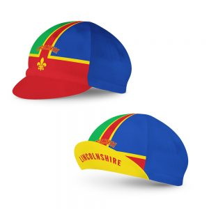 Lincolnshire County Cycling Cap
