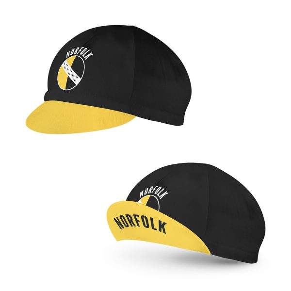 Norfolk County Cycling Cap