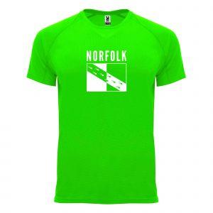 Norfolk County Technical Running T-shirt
