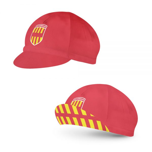 Northumberland County Cycling Cap