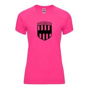 Northumberland County Womens Technical Running T-shirt