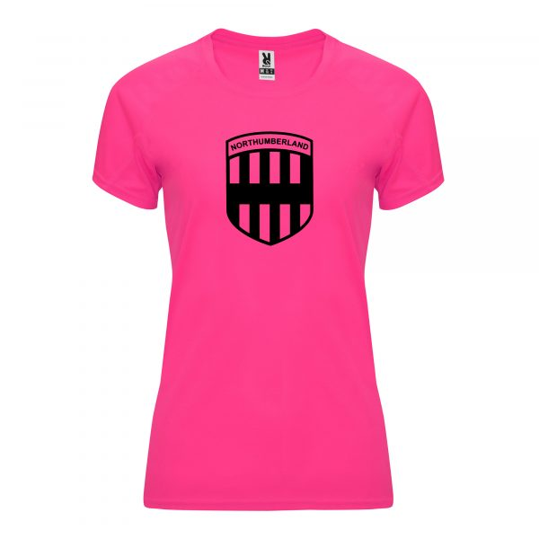 Northumberland County Womens Technical Running T-shirt