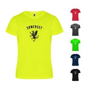Somerset County Technical Running T-shirt