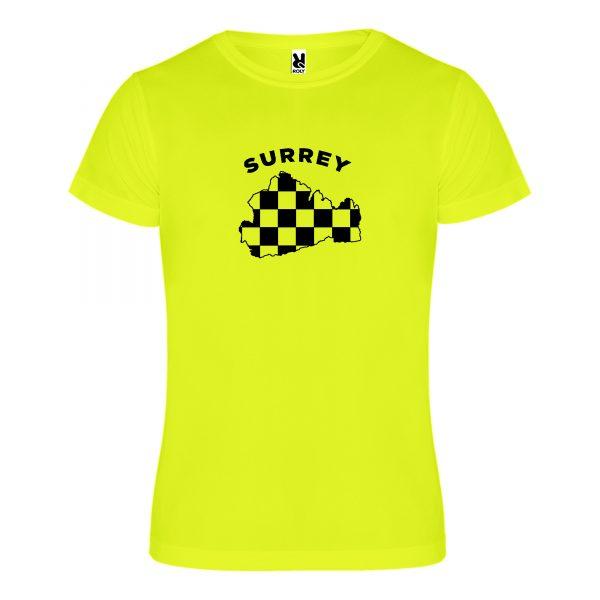 Surrey County Technical Running T-shirt
