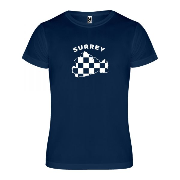 Surrey County Technical Running T-shirt