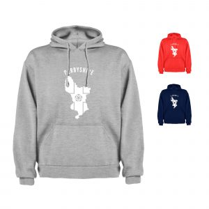 Derbyshire County Hoodie
