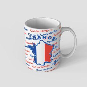 French Iconic Cimbs Mug