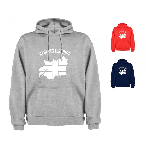 Gloucestershire County Hoodie