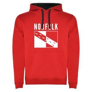 Norfolk County Mens Hoodie