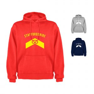 Staffordshire County Hoodie