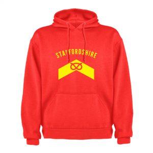 Staffordshire county hoodie