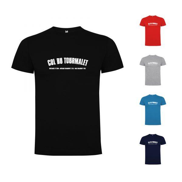 Col Du Tourmalet T-shirt