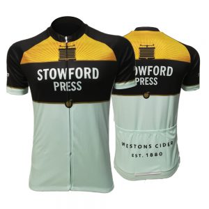 The Official Stowford Press Cycling Jersey
