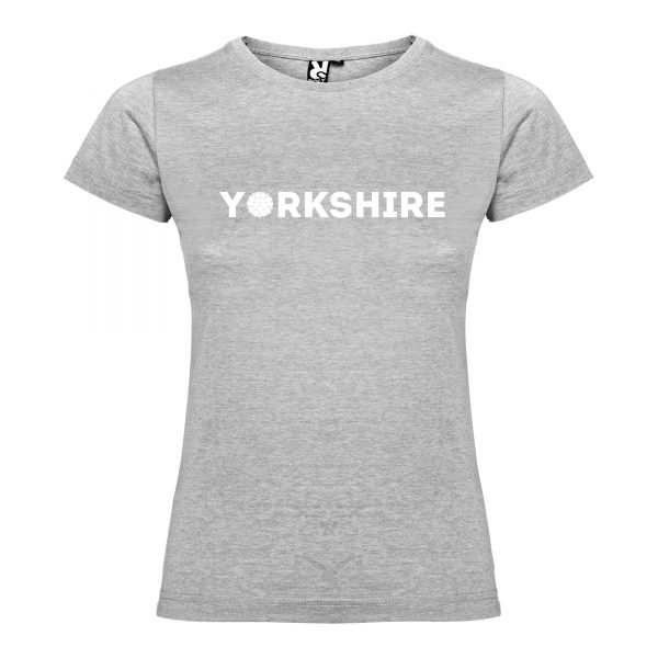 Yorkshire Womens T-shirt