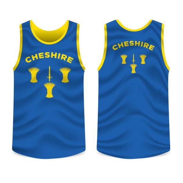 Cheshire County Running Vest