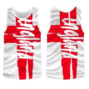England Funk Running Vest