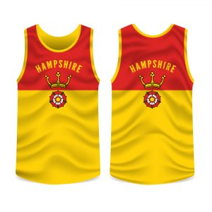 Hampshire County Running Vest