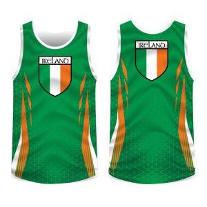 Ireland Running Vest