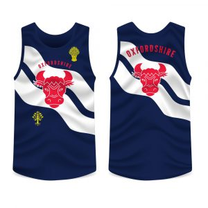 Oxfordshire County Running Vest