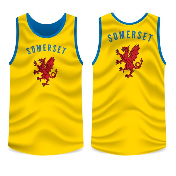 Somerset County Running Vest
