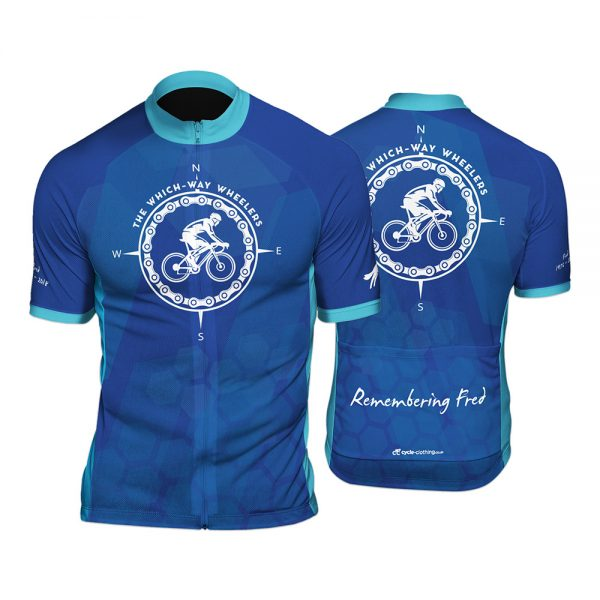 Which-way Wheeler Mens Jersey