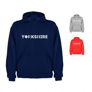 Yorkshire County Hoodie