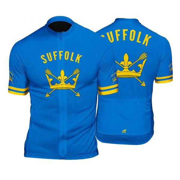 Suffolk County Cycling Jersey